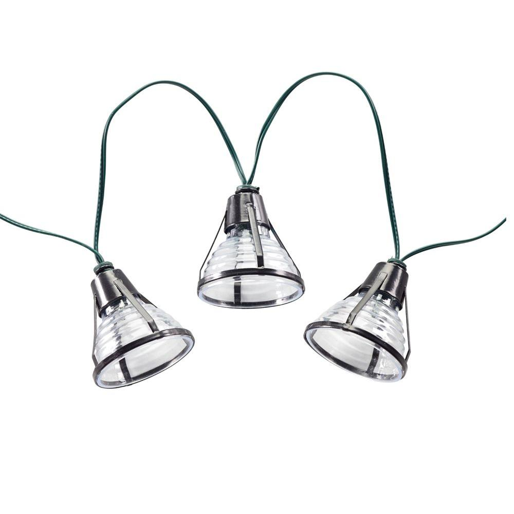 Bente Lantern Solar String Light Set With Stake 20 Piece