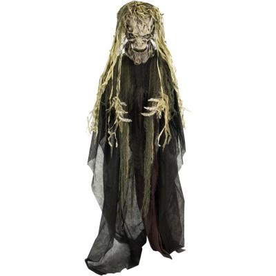 75 in. Touch Activated Animatronic Tree Man