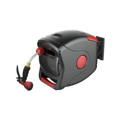 50 ft. Retractable Garden Hose Reel XW Series Includes Hose and Spray Noozle