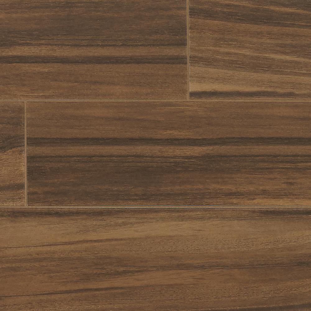 Daltile Forest Bay Hickory 8 In X 36 In Glazed Ceramic