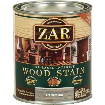 171 Qt Slate Gray Wood Stain