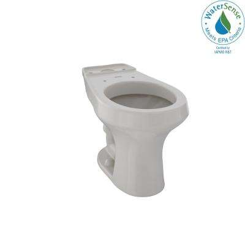 Rowan Round Toilet Bowl Only in Sedona Beige