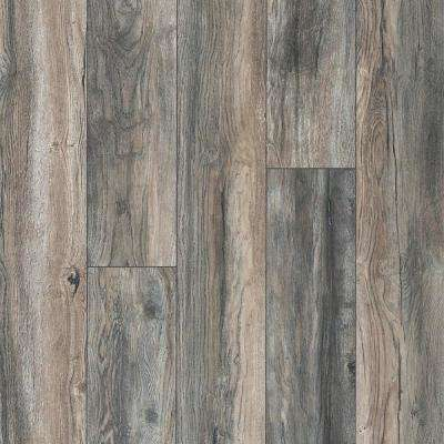 Signal Creek Sanibel Driftwood 12 mm Thick x 7.4 in. Wide x 50.59 in. Length Laminate Flooring (18.2 sq. ft. / case)
