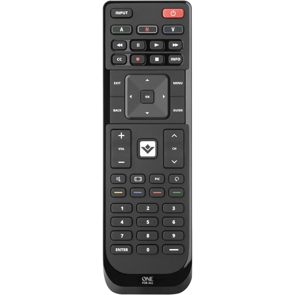 One For All Replacement Remote for Vizio TV's