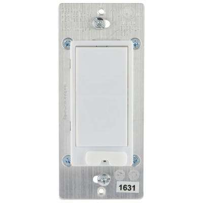 15 Amp 7-Day Indoor In-Wall Corded App Timer Switch, White
