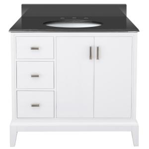 Home Decorators Collection Shaelyn 37 In W X 22 D Bath Vanity