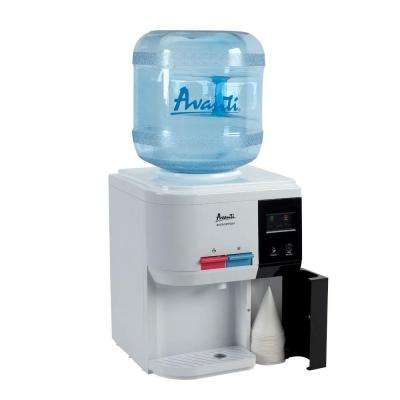 Table Top Thermoelectric Water Dispenser Filtration System and Cooler