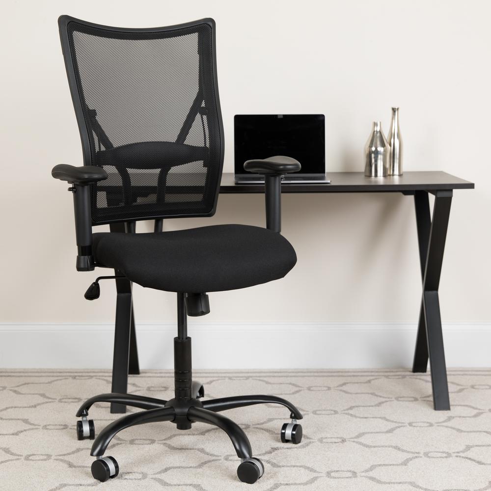 Flash Furniture Black Office/Desk Chair