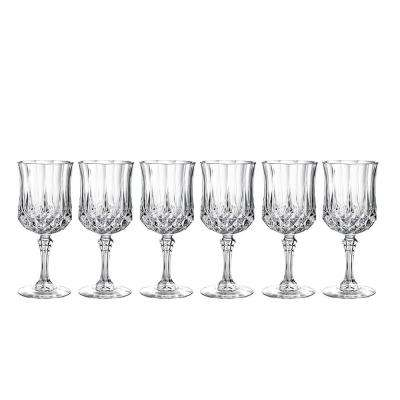 Longchamp 8.25 oz. Goblet Glass (Set of 6)