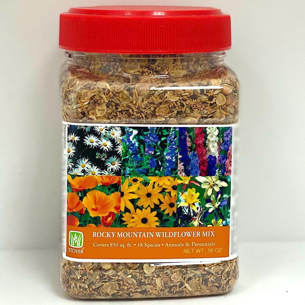 Rocky Mountain Wildflower Shaker