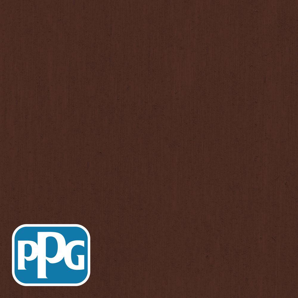 Ppg Timeless 8 Oz Tst 10 Mahogany Semi Transparent Penetrating Oil Exterior Wood Stain Tst 10