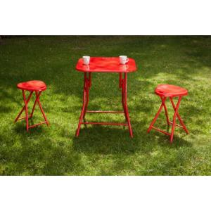 Amazing Atlantic Black Folding Stool Set Of 4 38435923 The Home Andrewgaddart Wooden Chair Designs For Living Room Andrewgaddartcom