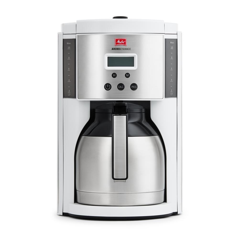 Aroma Enhance Thermal Drip Coffee Maker