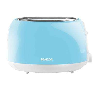 2-Slice Pastel Blue Toaster