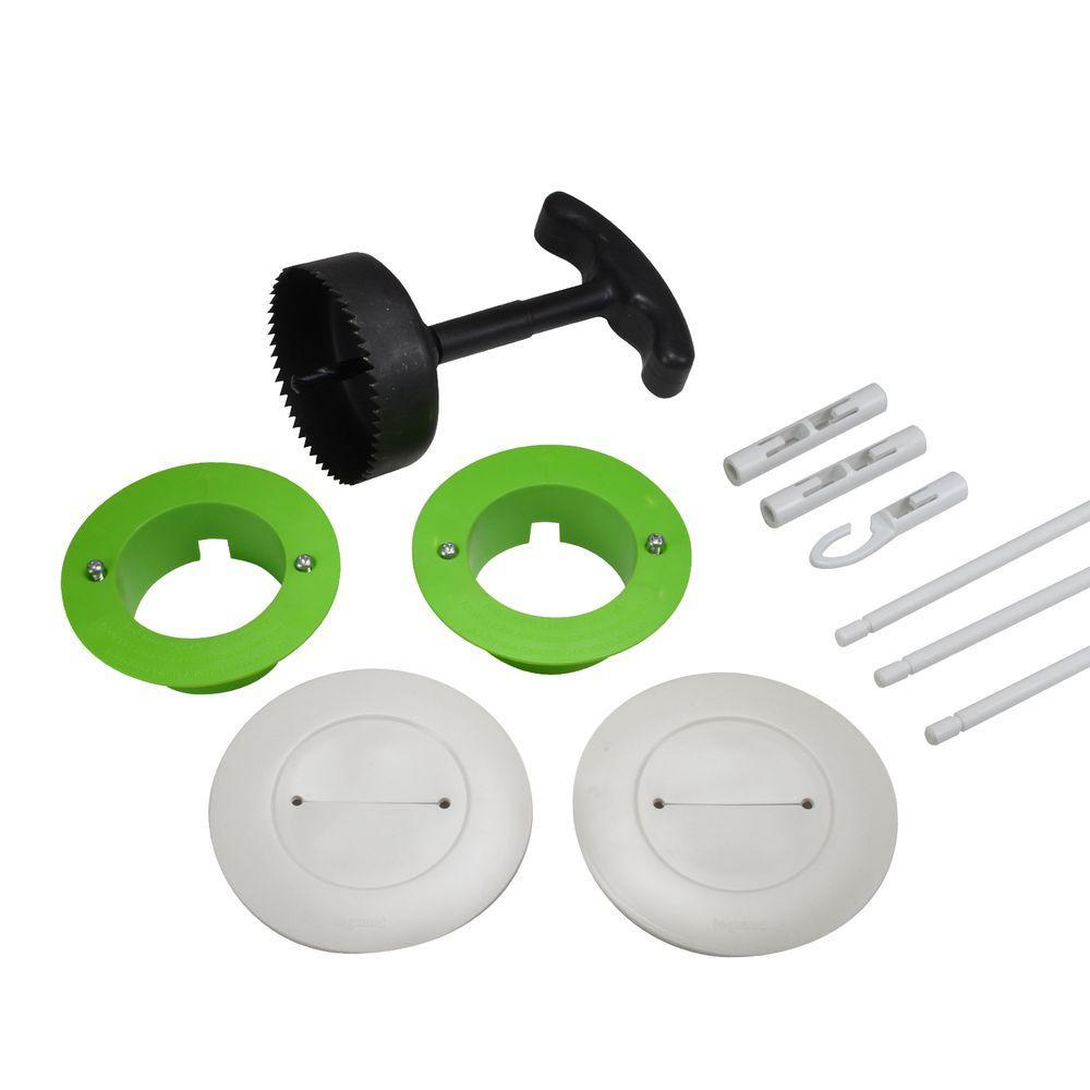 Wall Grommet Kit