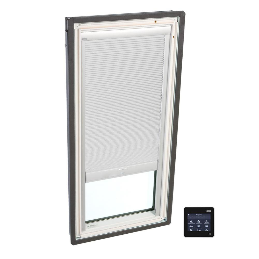 21 in. x 45-3/4 in. Fixed Deck-Mount Skylight with Tempered Low-E3