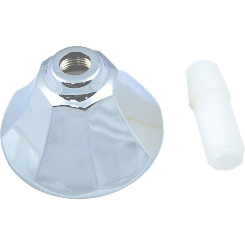 PartsmasterPro Bell Style Flange and Nipple for Tub and Shower ...