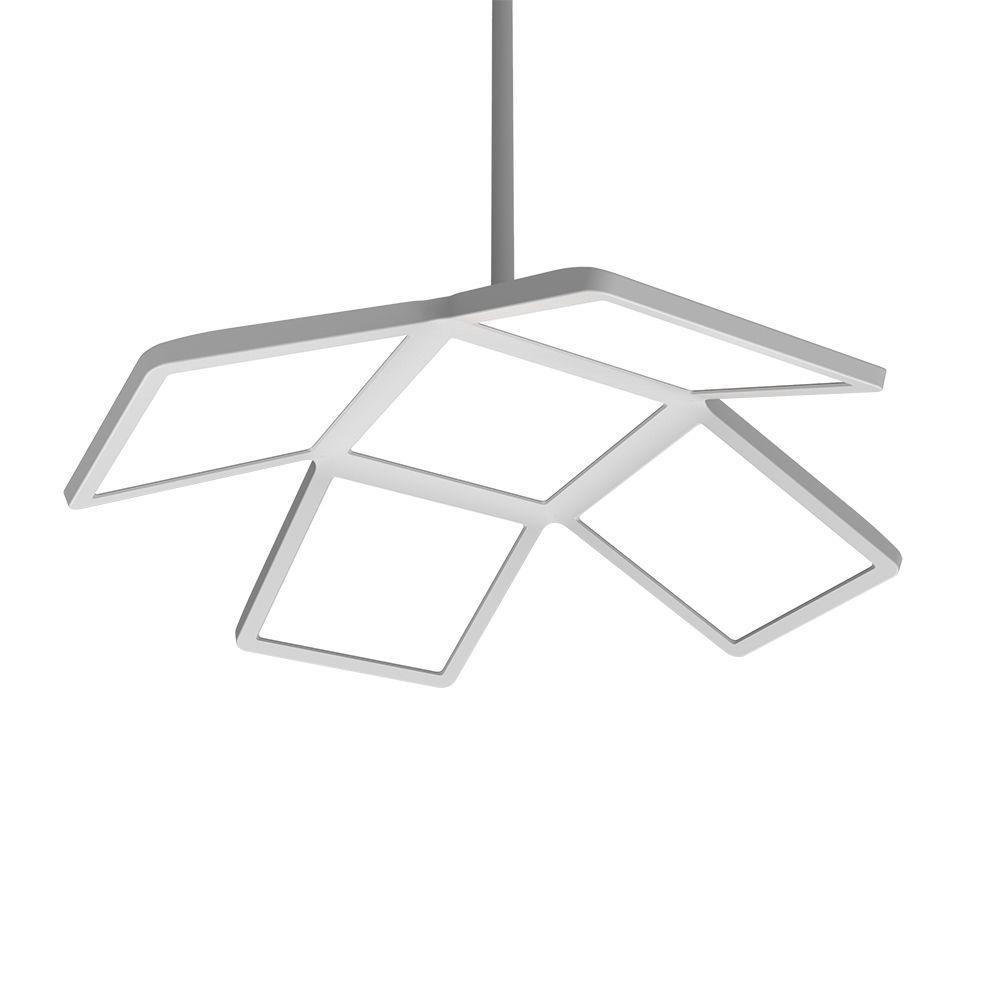 Chalina 5-Panel White OLED Pendant