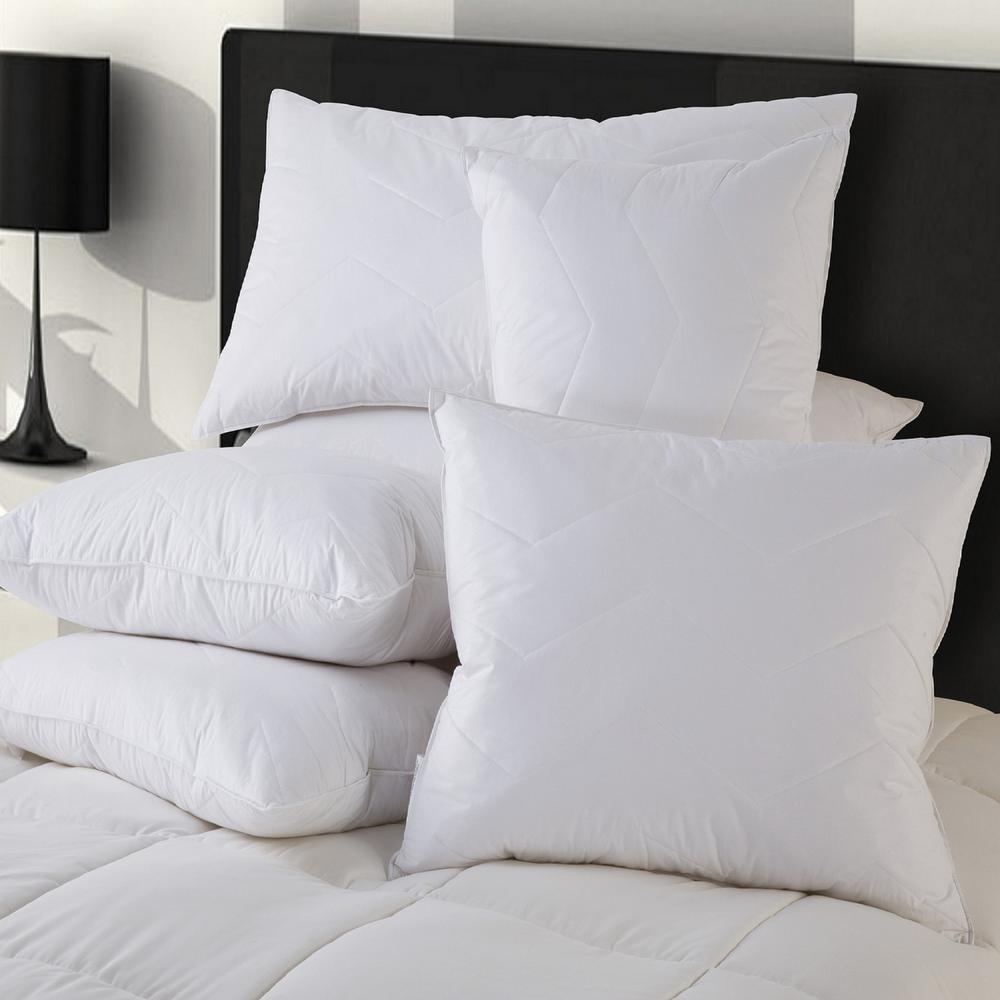 DownHome Medium Firmness Mini Feather Pillow (Set of 2) P100-230-301S