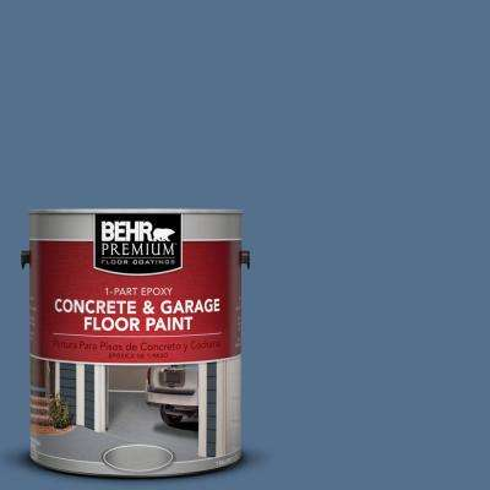1 gal. #PPF-47 Porch Song 1-Part Epoxy Concrete and Garage Floor Paint