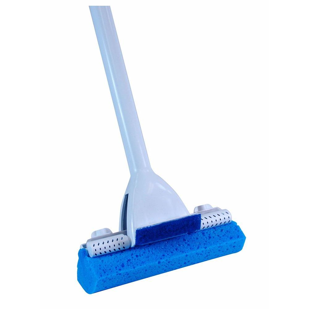 Quickie Homepro Roller Mop with Microban (4-Pack)-DISCONTINUED