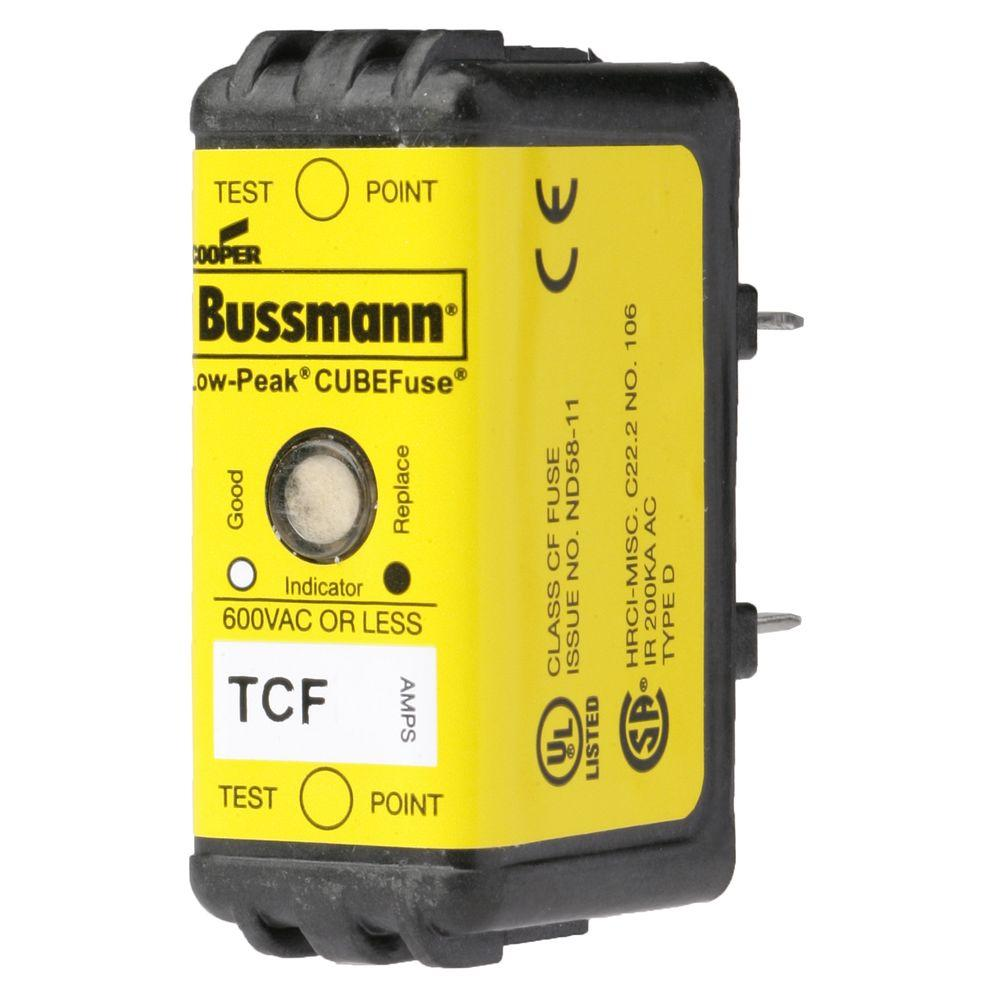 20-Amp Time Delay TCF Cube Fuse