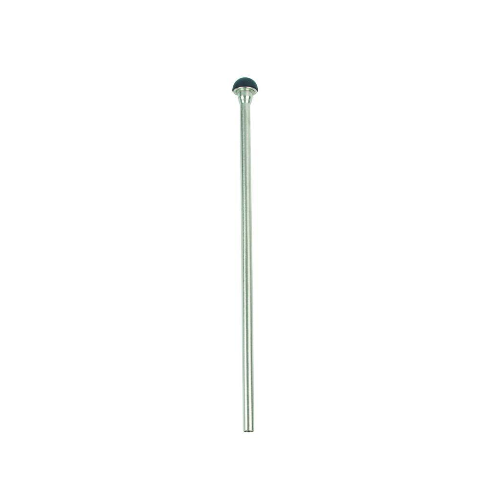 3/8 in. O.D. x 12 in. Copper Toilet Riser with Heavy