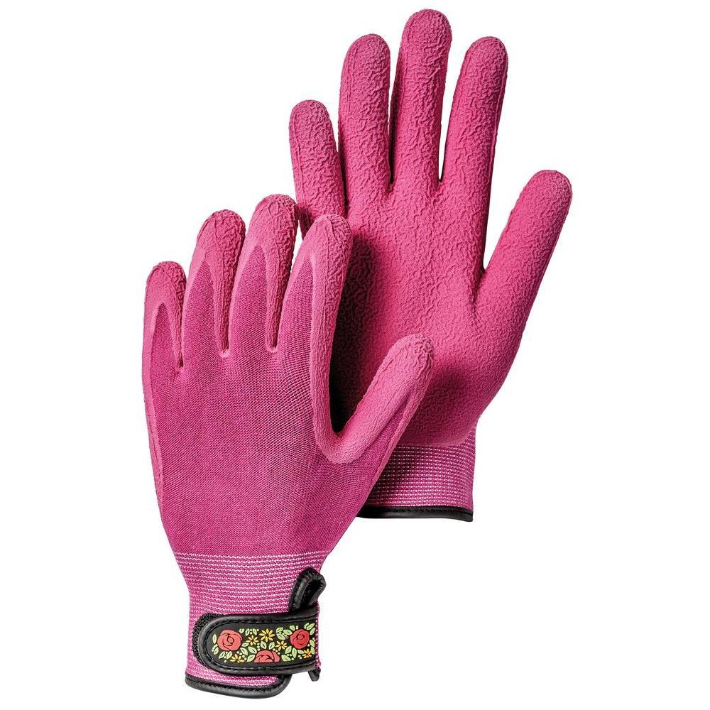 Off White Ladies Garden Rose Glove Size 8 Medium Hestra Gloves