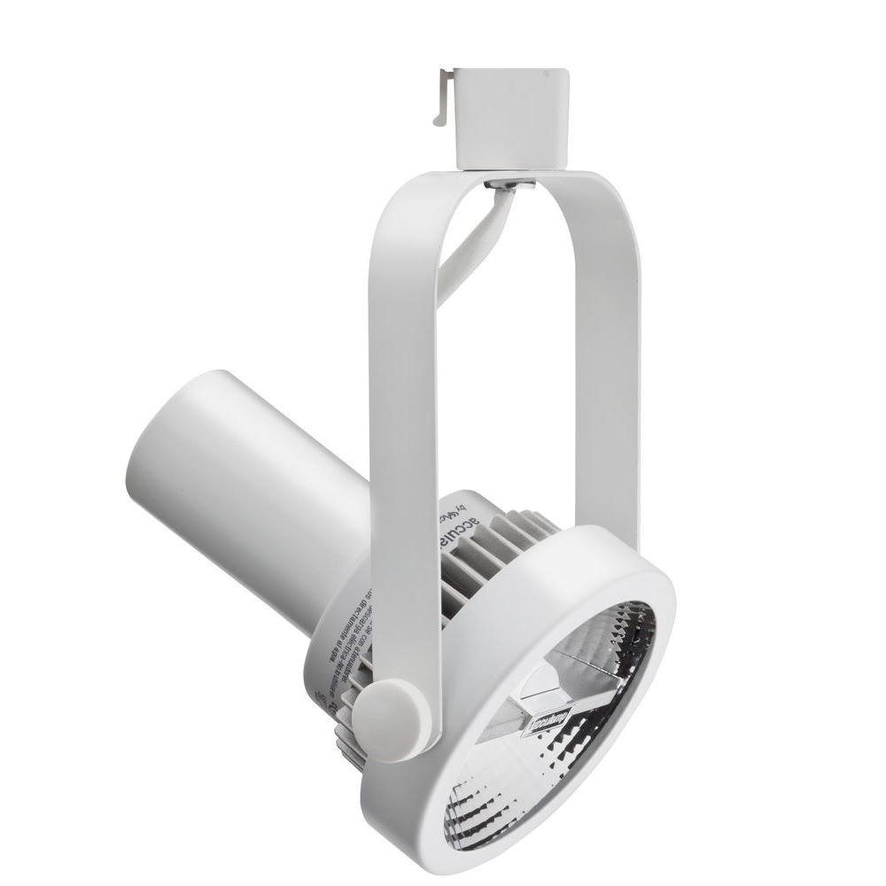 Lithonia Lighting 1 Light Wh Rear Load Track Head Lth1000 Par38
