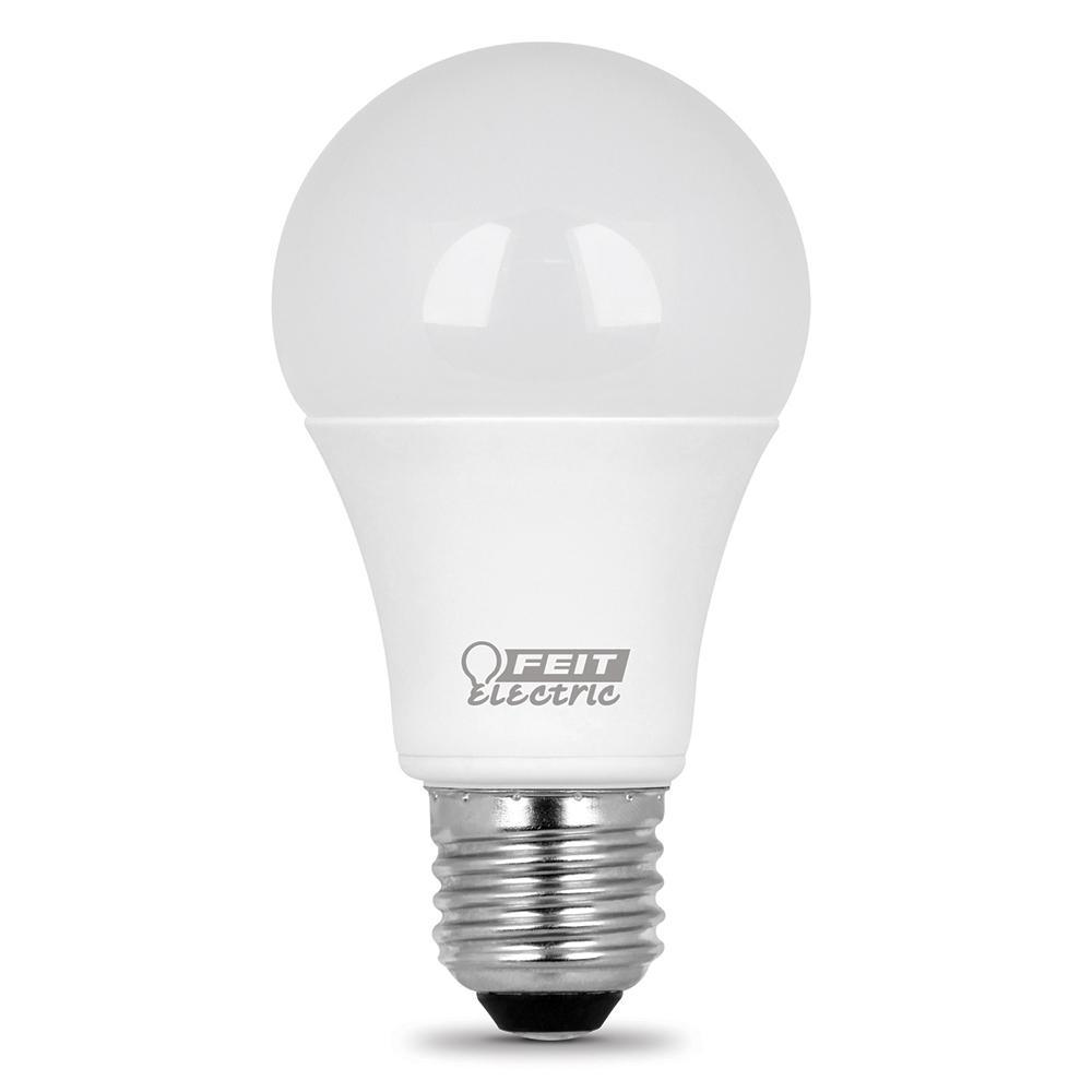 Feit Electric 10W Equivalent Warm White (3000K) Wedge Base LED 12 ...