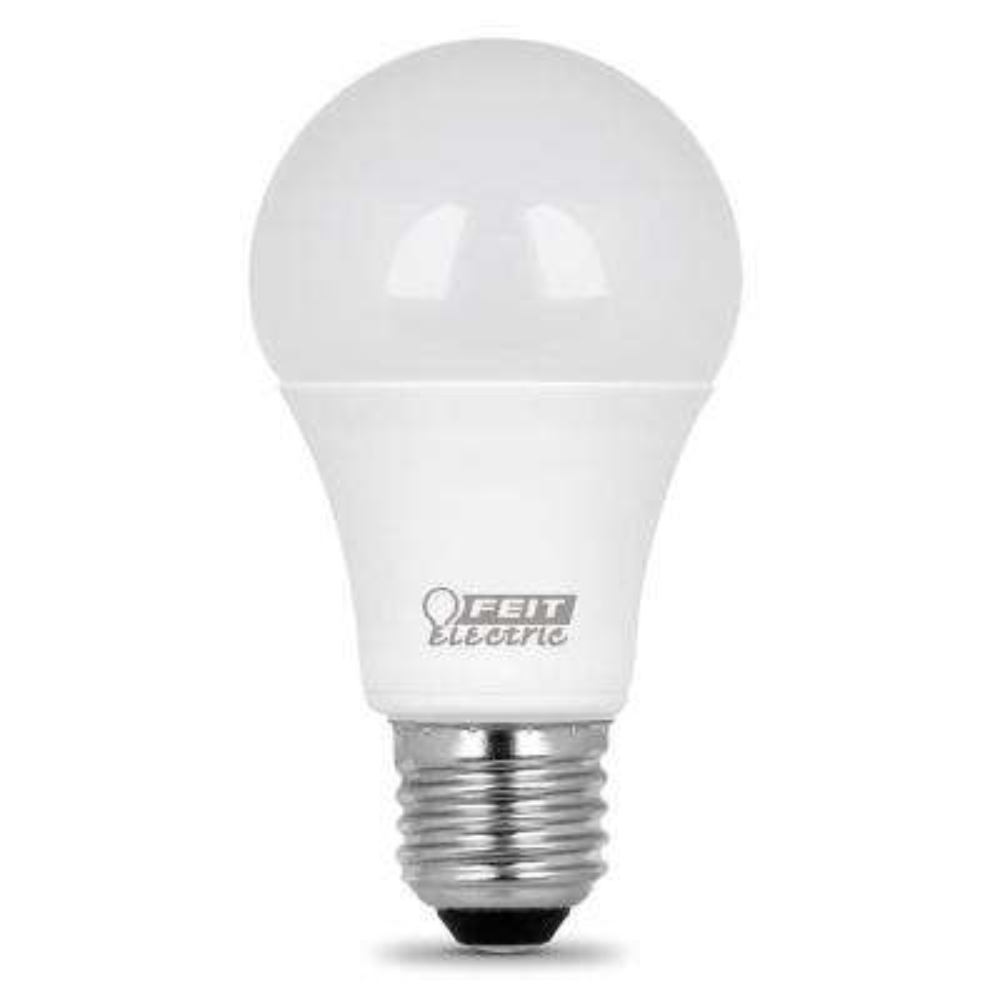60W Equivalent Warm White A19 LED 12-Volt RV/Marine Light Bulb (Case of 12)