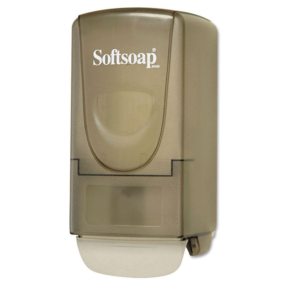 Softsoap Colgate Palmolive 800 ml Plastic Liquid Soap Dispenser