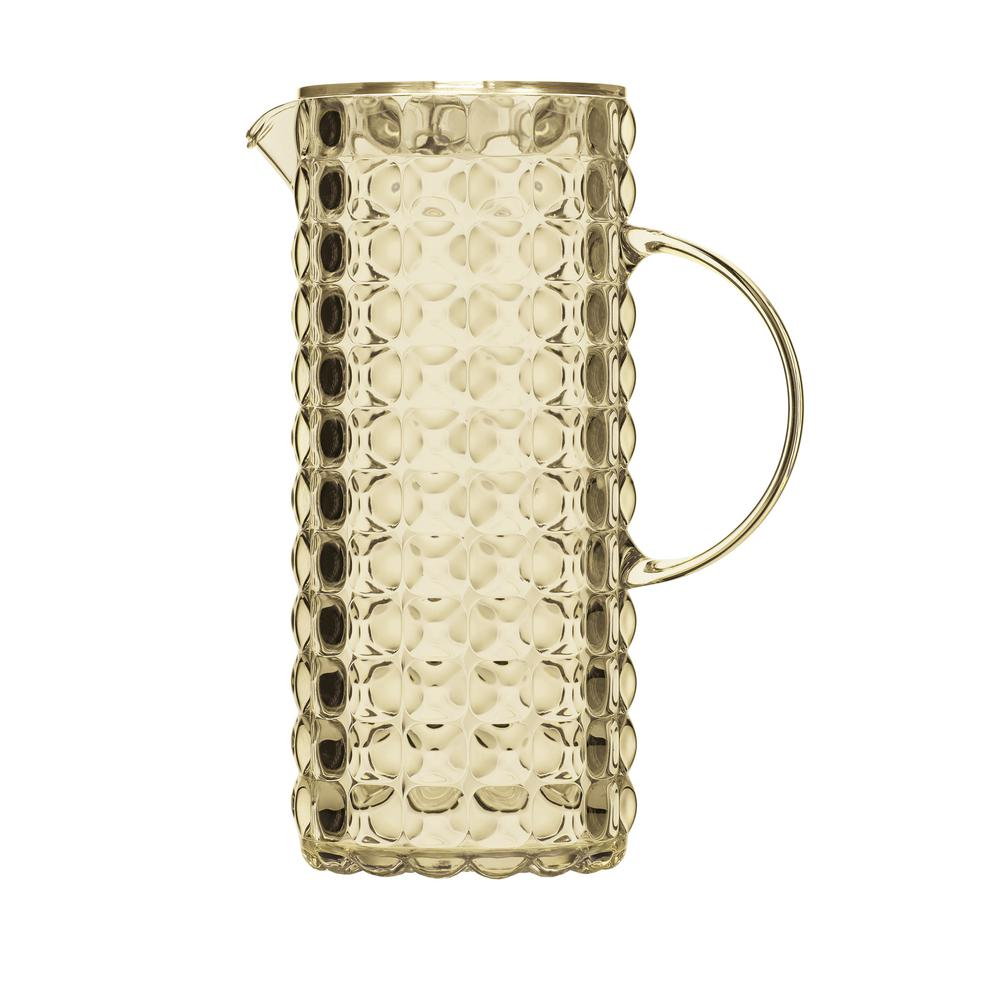 Tiffany Sand Pitcher with Lid