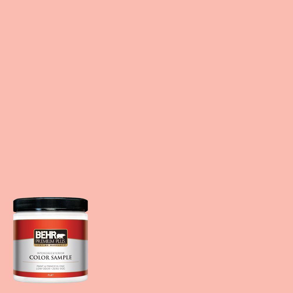8 oz. #190C-3 Sweet Nectar Interior/Exterior Paint Sample