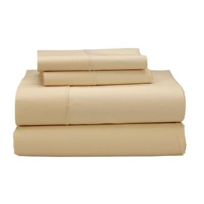 Classic Solid 350-Thread Count Sateen Sheet Set