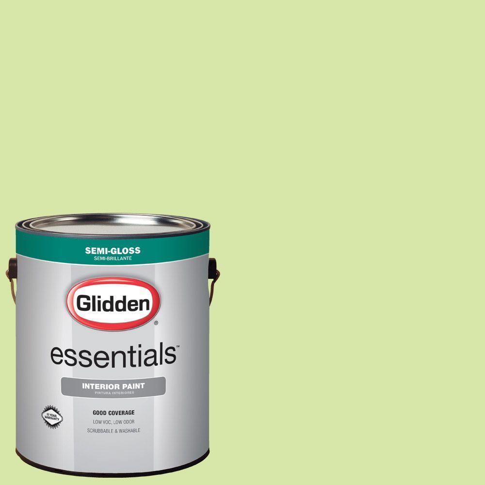 Hdgg28 Seamist Green Semi Gloss Interior Paint