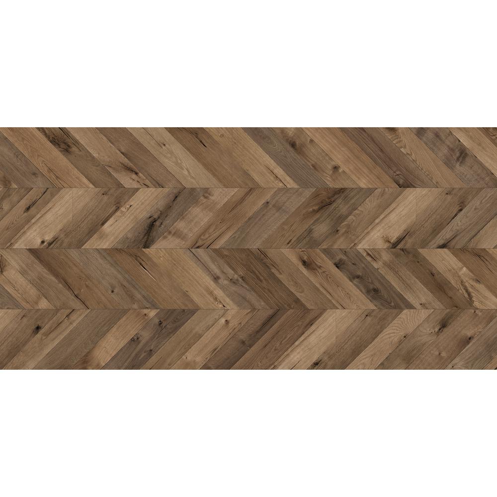 Unbranded Mirabell Oak Wide Plank 8 Mm