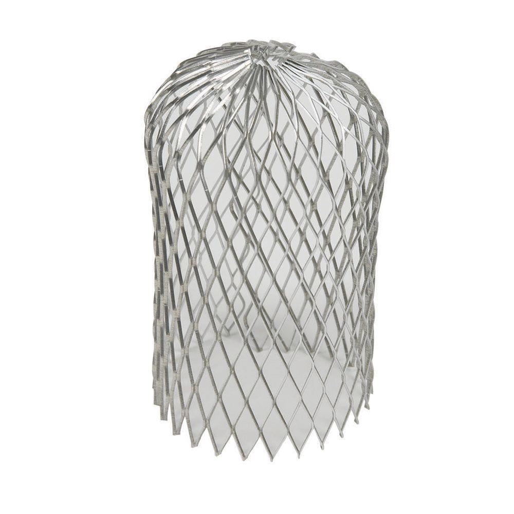 Amerimax Home Products 4 in. Aluminum Leaf Strainer