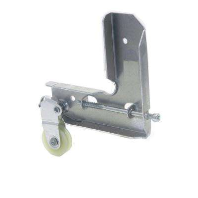 1-1/8 in. Sliding Screen Door Corner and Roller Assembly