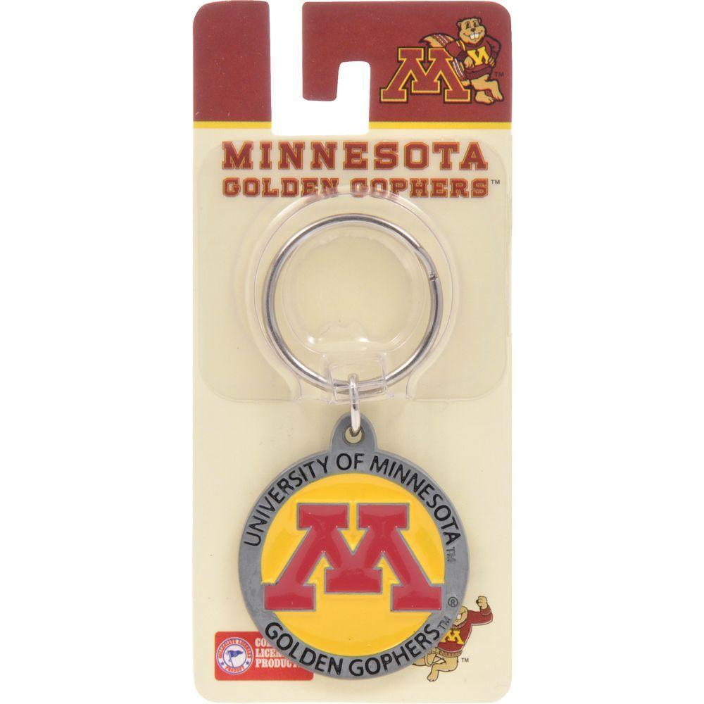 NCAA Minnesota Golden Gophers Key Chain (3-Pack)