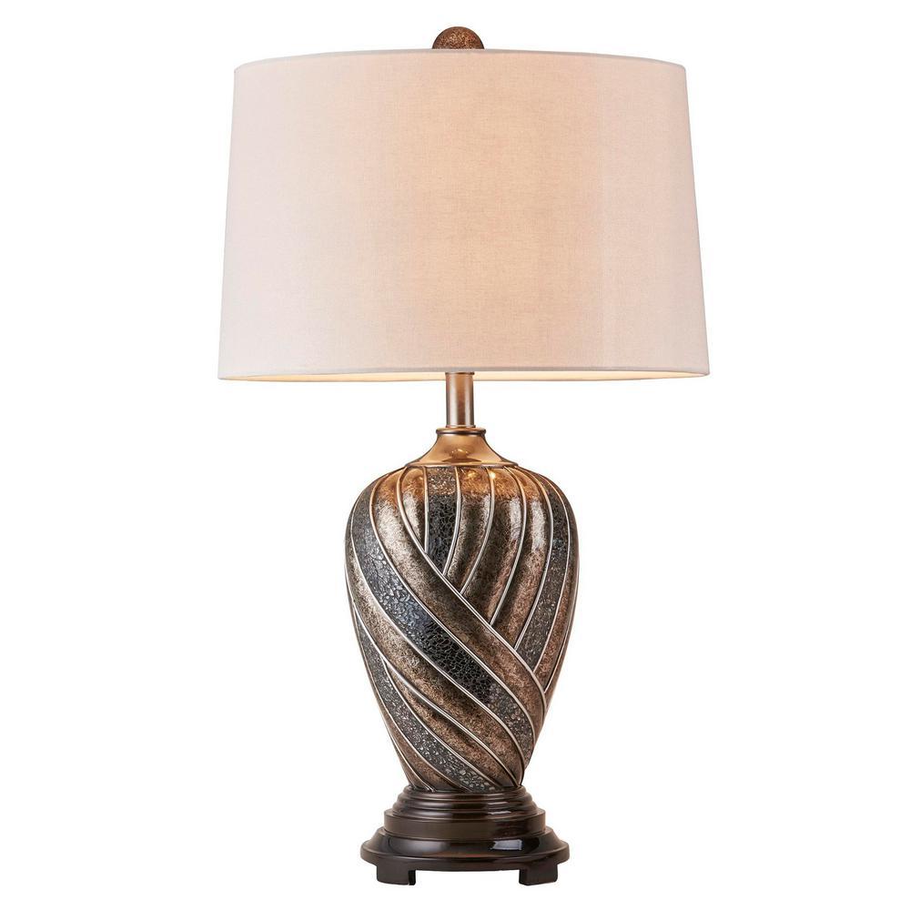 Ore International Lelei 29 75 In Bronze Table Lamp