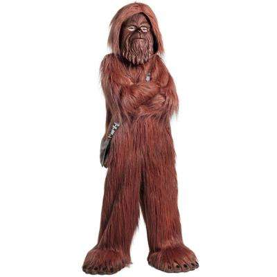 Large Boys Chewbacca Deluxe Kids Halloween Costume