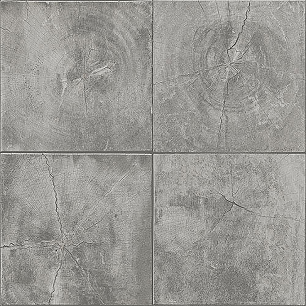 56.4 sq. ft. Daintree Grey Wood Wallpaper