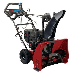 Toro SnowMaster 824 QXE 24 inch 252cc Single-Stage Gas Snow Blower by Toro