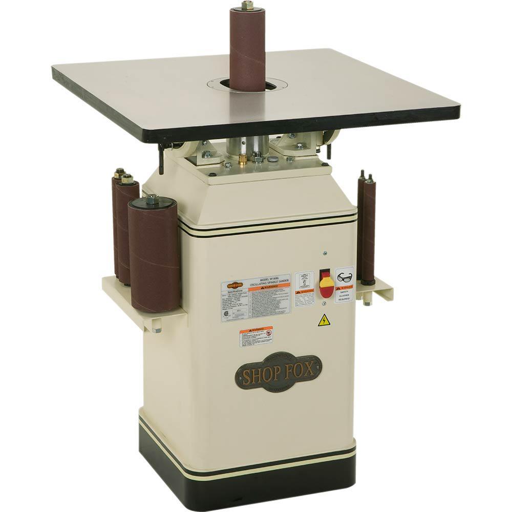 1 HP Oscillating Spindle Sander