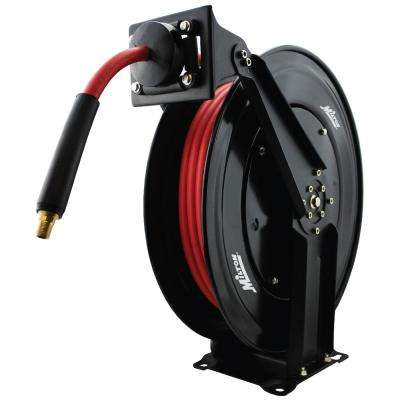3/8 in. Auto Retracting Air Hose Reel