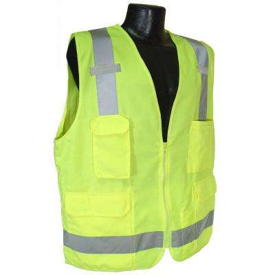 Surveyor Vest Green Large