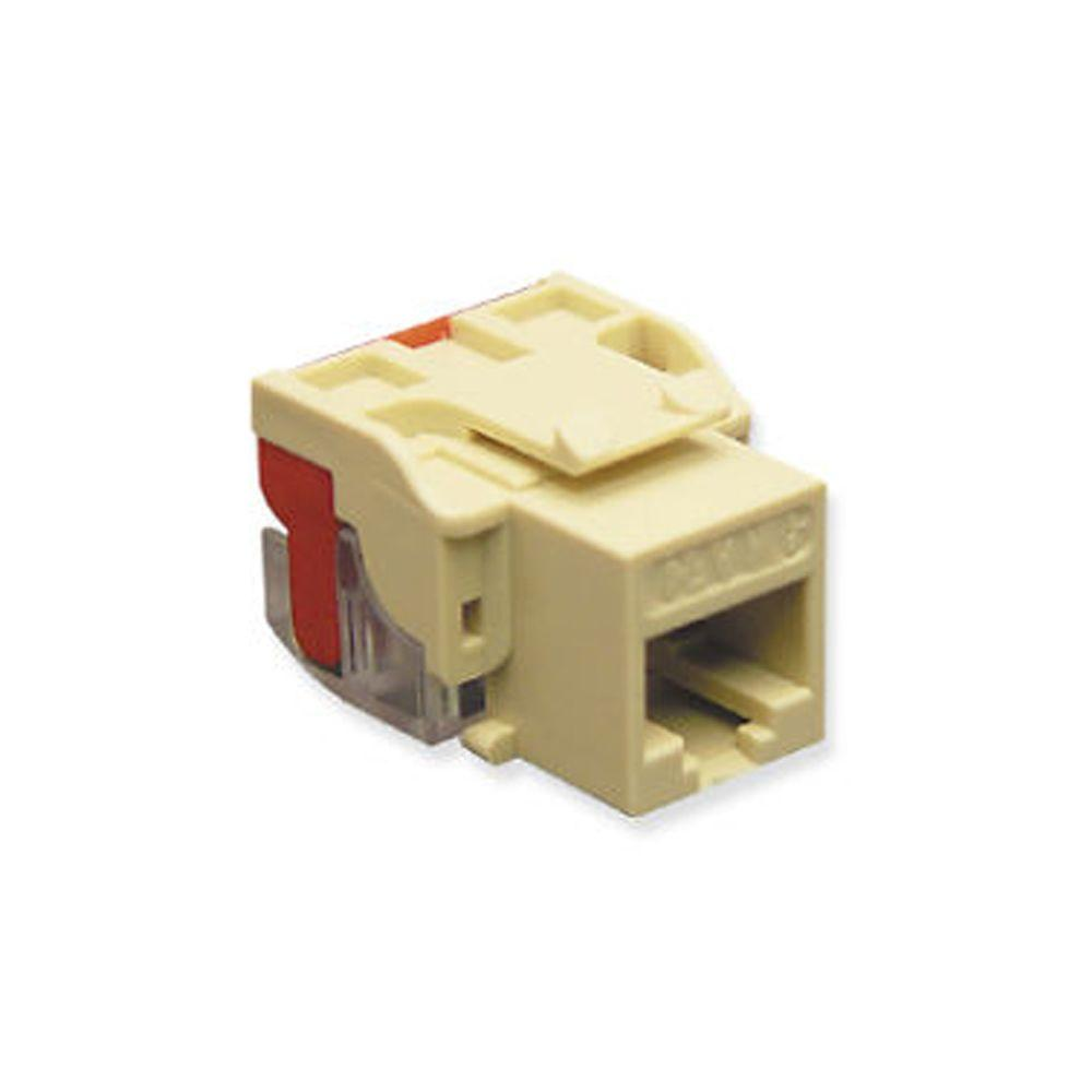 ICC Cat-6 3/4 in. Nonmetallic Module Jack