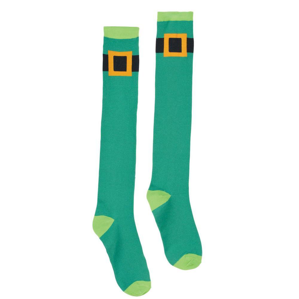 342fb98d358 Amscan Leprechaun St. Patrick s Day Knee High Socks (2-Count