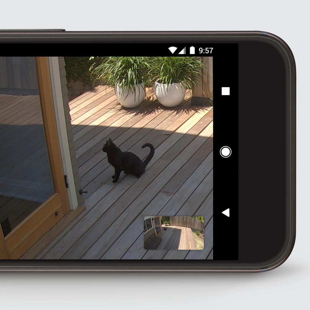 google smart home electronics nc4100us 1f 1000 - 4款美国最好的户外摄像头推荐 再不怕丢包裹了